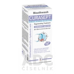 CURASEPT ADS 020 Regenerating ústna voda 200 ml