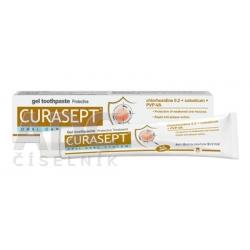 CURASEPT ADS Protective gélová zubná pasta 75 ml