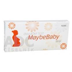 Ovulačný test Maybebaby strip 1 v 1