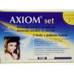 Tehotenský test Axiom set